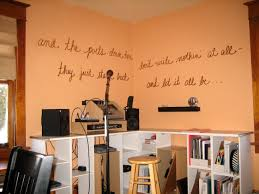 Peach Color Bedroom by Finally A Creative Space My Music Room Old House Online Originally