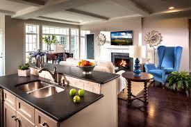 connecting rooms with color hgtv unusual open floor plan scheme