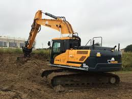 hx260 l crawler excavator