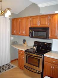 kitchen kitchen with black appliances small kitchen layouts