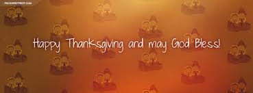 happy thanksgiving may god bless cover