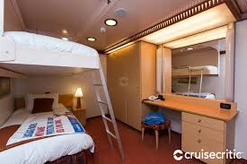 Cabin Bunk Beds Carnival Interior Cabin With Bunk Beds Photos 15 Pictures