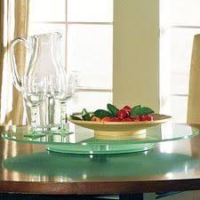 small lazy susan for kitchen table steve silver avenue table top lazy susan 40 round triple edge