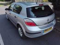 2006 vauxhall astra 1 4 petrol manual in selsey west sussex