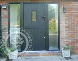 Upvc Barn Doors by Front Doors Printable Coloring Stable Front Door 119 White