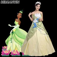 Bermanwin High Quality The Princess And The Frog Princess Tiana Princess And The Frog Princess