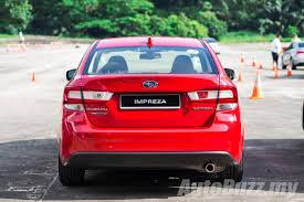 subaru malaysia 2017 subaru impreza launched in singapore may come to malaysia