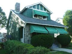 Mechanical Awnings The Use Of Awnings On Historic Buildings Repair Replacement And