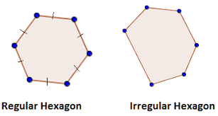 What Is The Sum Of Interior Angles Of A Octagon Hexagon 6 Sided Polygon Math Tutorvista Com