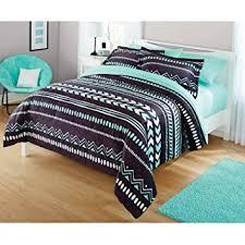full bedroom comforter sets full bed comforters sets amazon com your zone tribal bedding
