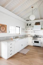 modern shaker style kitchen kitchen awesome white and wood kitchen shaker style kitchen