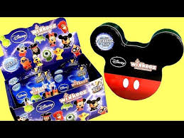 blind bags toys 20 disney wikkeez blind bags gold mickey mouse rockstar