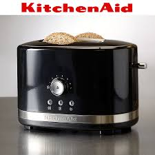 Kitchen Aid Toaster Red - kitchenaid 2 slot toaster empire red cookfunky