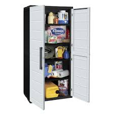 Keter Plastic Shelving Keter Xl 4 Shelf Cabinet Officeworks