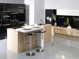 ilot cuisine cuisine gentleman cuisines aviva cuisine design avec ilot