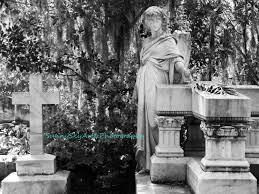 Home Decor Savannah Ga Bonaventure Cemetery Angel Black And White Savannah Photogaphy