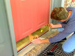 Exterior Door Kick Plate Front Door Kick Plate Diy