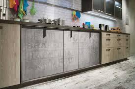 industrial style in kitchen design snaidero
