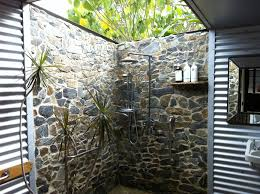 outdoor bathrooms ideas semi outdoor bathroom house inspiration outdoor
