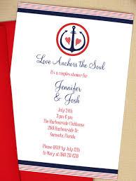 nautical bridal shower invitations nautical bridal shower invitations diy nautical bridal shower