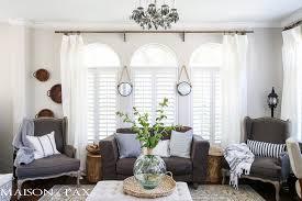 Ikea Vivan Curtains Decorating Yet Affordable White Curtains Maison De Pax
