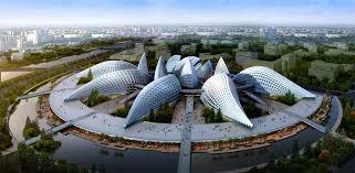 futuristic cityscape 494 3d model building cit loversiq
