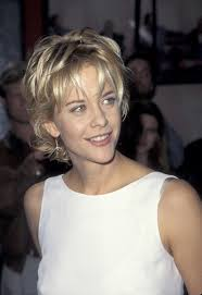 meg ryan s hairstyles over the years meg ryan s piece y bob i used to wear my hair like that a long