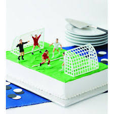 football cake toppers wilton football party supply cake toppers ebay