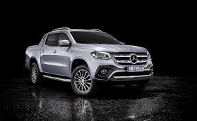 mercedes pick up new mercedes benz x class pick up news specs prices v6 by car
