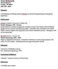 Examples Of Electrician Resumes by Business Intelligence Analyst Resume Example Http