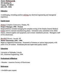 exles of electrician resumes operator resume sle http resumesdesign