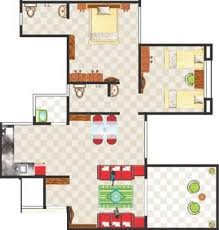 1002 sq ft 2 bhk 2t apartment for sale in ssd sai dreams pimple