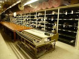 Upholstery Warehouse Photo Tour Dlt Upholstery Supply U0027s Warehouse