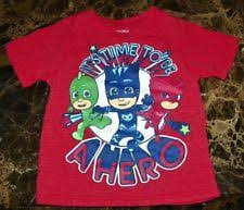 disney themed pj masks personalized shirt catboy gekko owlette