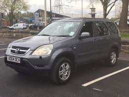 2004 honda crv 2 0 automatic se 1 owner half leather sunroof