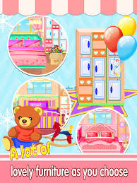 Dolls House Decorating Games Real Princess Doll House Decoration Game Apps 148apps