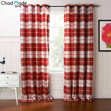 compare prices on plaid window curtains online shopping buy low