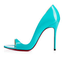 christian louboutin toboggan patent leather sandals womens in