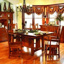 Dining Room Furniture Canal Dover Furniture - Mission dining room table
