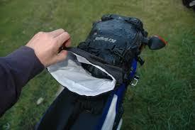 kriega us10 tailbag kriega us 10 yamaha dual sport thumpertalk