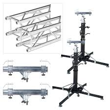 Truss Lighting Global Truss St 180 Crank Stand With F34 13 Foot Truss Pack Pssl