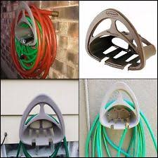 best garden water hose holder hanger outdoor patio wall mounted