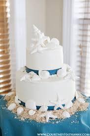 beach wedding cake donnamorganengaged wedding pinterest