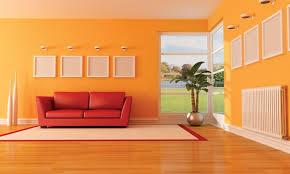 living room orange colour centerfieldbar com