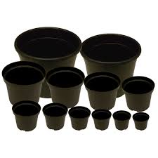 plastic plant pots ebay