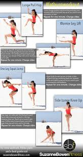 spring into fitness free fat burn workout sbf suzanne bowen