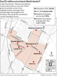 Map Of Areas To Avoid In New Orleans by Rundberg Area Hopes New Police Operation Will Succeed Where
