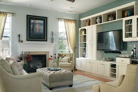 Built In Living Room Furniture Modern Living Room