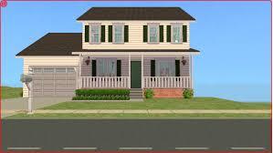 Daylight Basement Homes Sims 2 Lot Downloads 2 Story On Basement