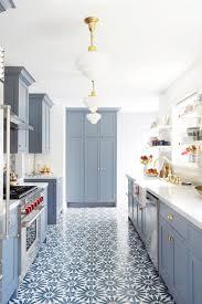 Blue And White Kitchen Cabinets Best 25 Blue Kitchen Tiles Ideas On Pinterest Tile Kitchen